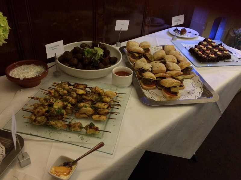 Food at the anti-ageing debate