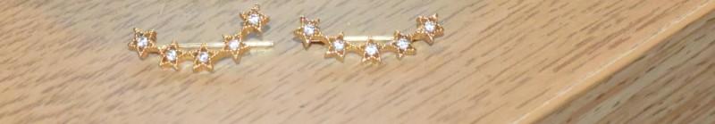 Star Crawler Earrings