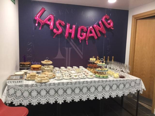 LashGang 1st Birthday Party