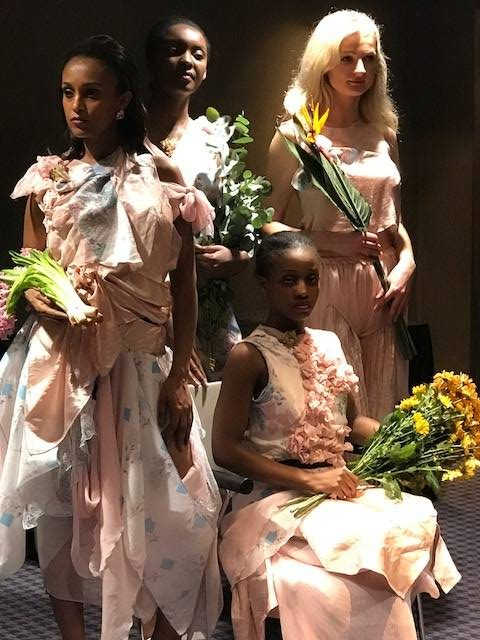 FDC Young Designer Award & Collections Presentation 2017