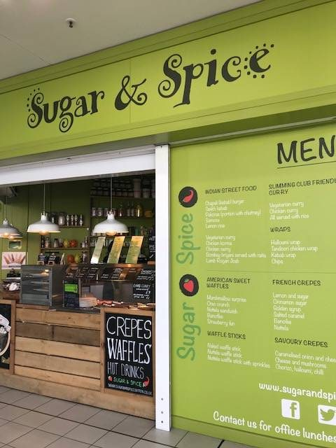 Sugar and Spice, Sutton