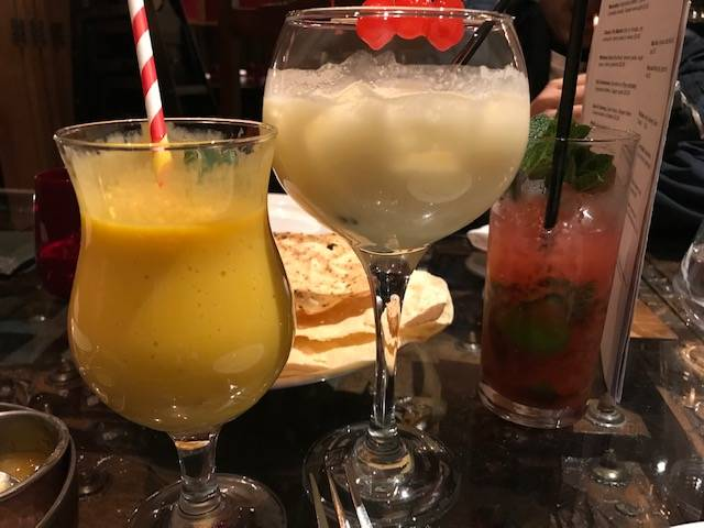 Eriki Cocktails