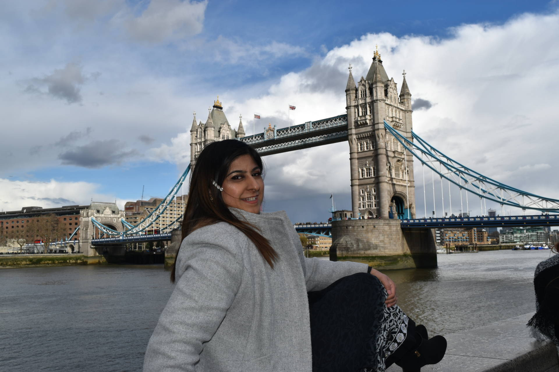 Day in London