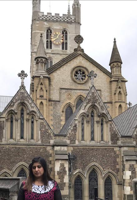 Southwark Cathedral, London Bridge