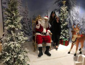Moonpig Christmas Santa