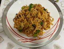 Schwartz Smoked Paprika Noodles