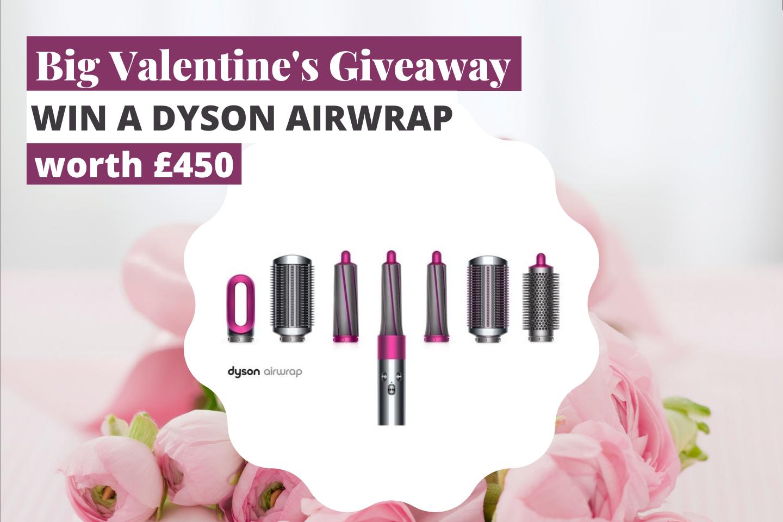Win A Dyson Airwrap